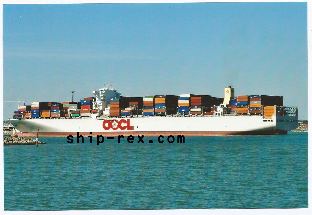orient overseas container line oocl Oocl's environmental achievements  takes spotlight at seaa ceremony.