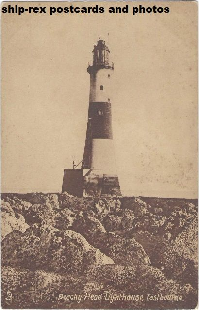 Beachy Head Lighthouse (Sussex) postcard (i)